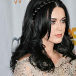 Katy with a Crown Braid.