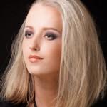 Blonde Mid Length