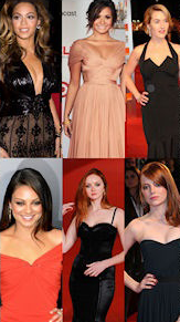 Male and Female Red Carpet Looks.