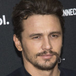 Mr Franco with a bit of a Goatee.
