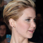 JLaw - Hair Pulled Back.