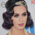 Katy with Hair Bling.
