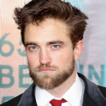 Robert Pattinson with a Beard.
